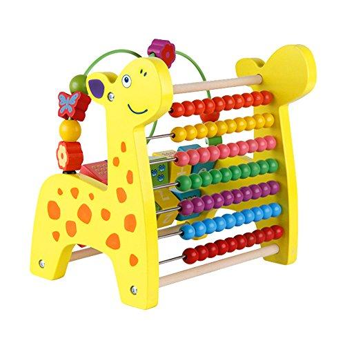 子供の知力を育てるプレイ・メイティ 木のおもちゃ 知育玩具 ...