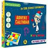 The Purple Cow- Advent Calendar Countdown to Christmas for Kids Who Love Science. Game Includes 24 Exciting Experiments for T