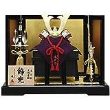 五月人形 辰広 兜 平飾り 1/5幅55cm[fz-37]
