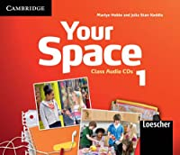 Your Space Level 1 Class Audio CDs (3) Italian Edition