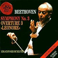 "Beethoven: Symphony No.3 / Overture No.3 ""Leonore"""