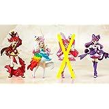 キラキラ☆プリキュアアラモード キューティーフィギュア2より 3種[キュアパルフェ/キュアマカロン/キュアショコラ]