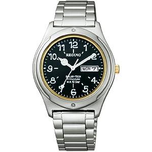 シチズン]CITIZEN 腕時計 REGUNO レグノ ソーラーテック UDフォント KH5-099-51 メンズ