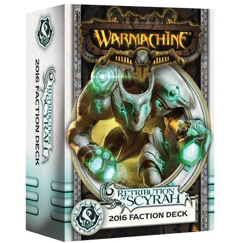 [ウォーマシン]Warmachine Retribution: Faction Deck PIP 91107 [並行輸入品]