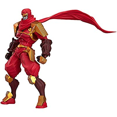 figma ニンジャスレイヤー フロムアニメイシヨン ニンジャスレイヤー アニメイシヨンver. ノンスケール ABS&PVC製 塗装済み可動フィギュア