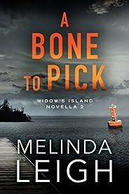 A Bone to Pick (Widow's Island Novella Boo