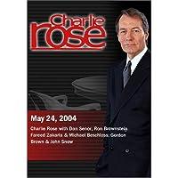Charlie Rose (May 24, 2004) [並行輸入品]
