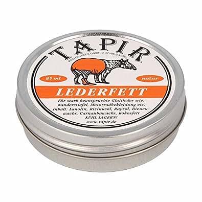 [タピール] Tapir レーダーフェット (皮革用ワックス)