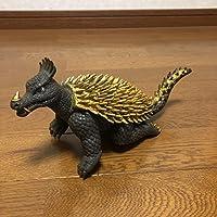 ゴジラ怪獣ソフビ アンギラス 旧硬質 1990年
