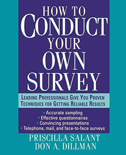 Download How to Conduct Your Own Survey 0471012734