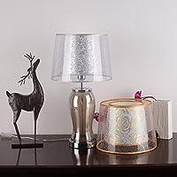 モダンミニマリスト寝室テーブルランプベッドサイドランプクリエイティブモダンとシンプルな装飾ランプ、