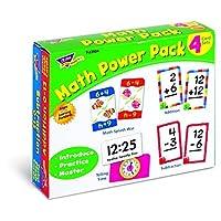 Trend Enterprises Math Power Pack Novelty by Trend Enterprises Inc