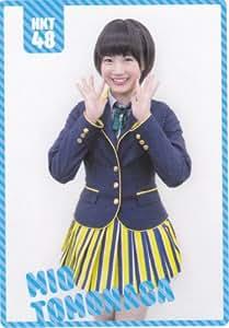 HKT48 公式トレカ メロンジュース ポケットスクールカレンダー 【朝長美桜】