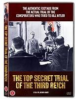Top Secret Trial of Third Reich [DVD] [Import]