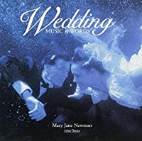 Wedding Music & Words by MARY JANE NEWMAN (1999-12-14)