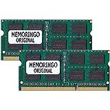 PC3-10600(DDR3-1333) SO-DIMM 4GB×2枚組 1.5V 204pin メモリンゴブランドノートPC用メモリ mac&windows対応