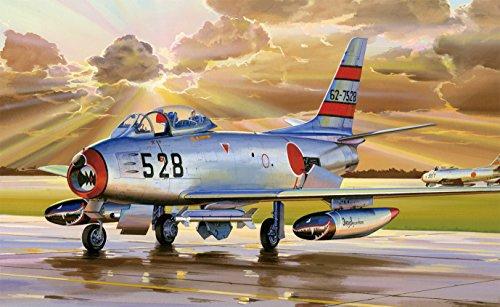フジミ模型 1/72 FシリーズNo.58 ハチロク バリューセット F86-F 40
