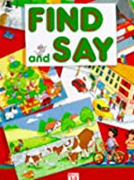 Find and Say