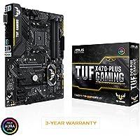ASUS AMD X470搭載 AM4対応 マザーボード TUF X470-PLUS GAMING …