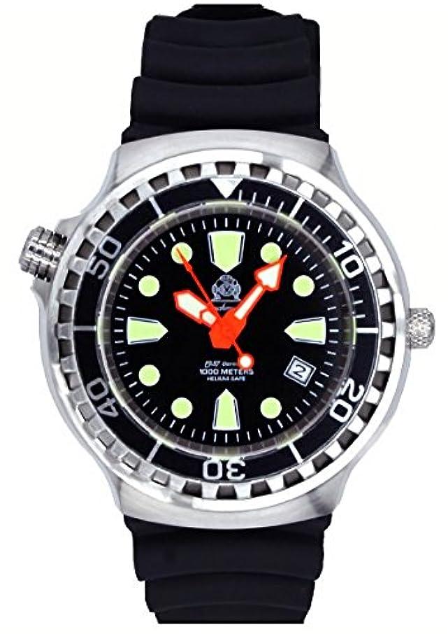 ベリー噴火値するトーチマイスター1937 腕時計 100ATM ドイツ戦艦軍用 自動巻 ダイビングT0245 並行輸入品