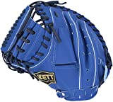 ZETT(ゼット) 野球 軟式 キャッチャーミット デュアルキャッチ 左投用 ブルー(2300) RH BRCB34812