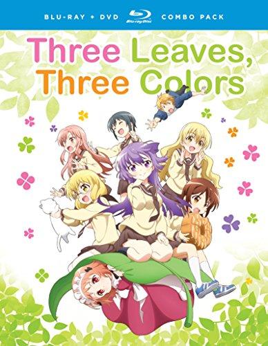 三者三葉 / THREE LEAVES THREE COLORS: THE COMPLETE SERIES