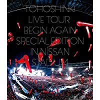 東方神起 LIVE TOUR ~Begin Again~ Special Edition in NISSAN STADIUM