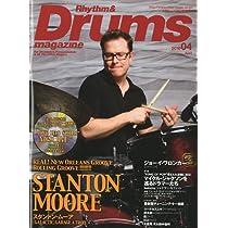Rhythm & Drums magazine ( リズム アンド ドラムマガジン ) 2010年 04月号 [雑誌]