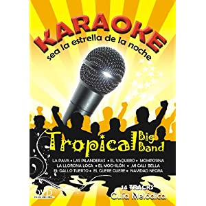 Karaoke: Tropical Big Band [DVD] [Import]