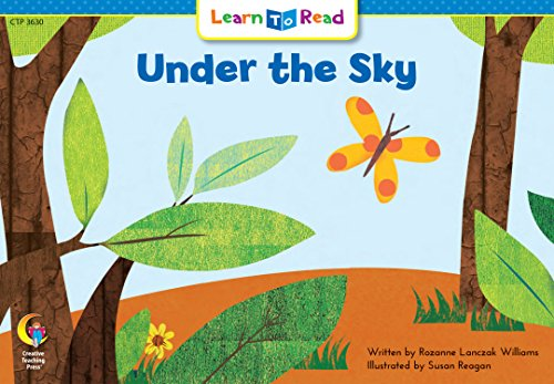 Under The Sky (Fun and Fantasy Learn to Read)の詳細を見る