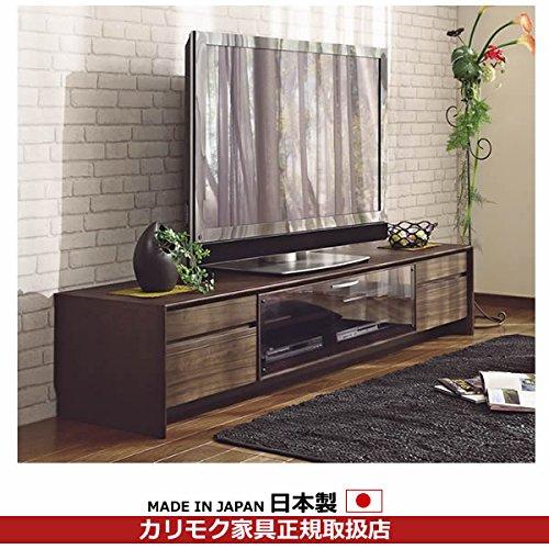 カリモク テレビボード/リビングボード 幅1800mm