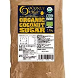 COCOCURE ココナッツシュガー オーガニック 有機JAS認定 砂糖 ファイン 350g 1袋
