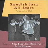 Swedish Jazz All Stars Paris 1949
