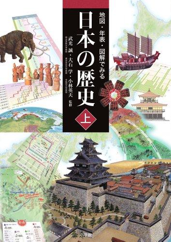地図・年表・図解でみる日本の歴史 上の詳細を見る