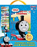 Thomas & Friends Me Reader Electronic Reader and 8-Book Library