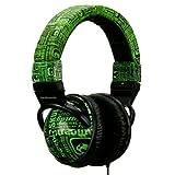 【国内正規品】 SKULLCANDY HESH 08' ver(Black/Green) SKULL-001848