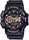 [カシオ] 腕時計 ジーショック GA-400GB-1A4JF ブラック