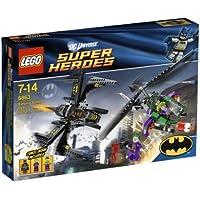 レゴ (LEGO) スーパー?ヒーローズ バットウィング ゴッサム?シティーでの空中戦 6863