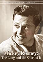 Mickey Rooney: Long & Short of It [DVD] [Import]