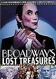 Broadway's Lost Treasures [DVD] [Import]