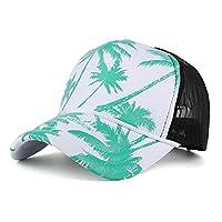 [eleitchtee] ベースボールキャップ メンズ レディース スナップキャップ メッシュ 野球帽 帽子 CAP ハット 日よけ帽 スポーツ 008-zmmy-b432(ブルー)