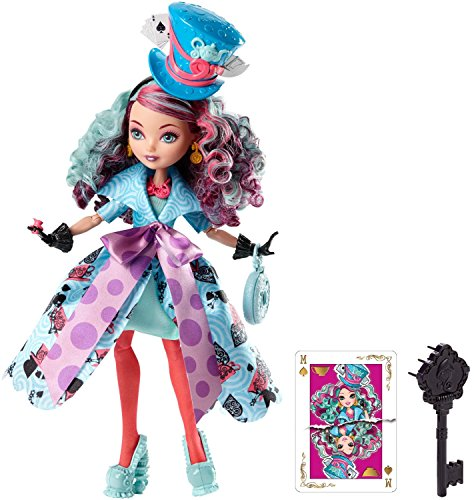 Ever After High Way Too Wonderland Madeline Hatter Doll [並行輸入品]