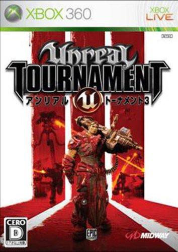 アンリアル トーナメント3 - Xbox360の詳細を見る