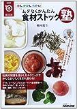 NHKまる得マガジンMOOK 肉も、野菜も、魚でも! ムダなくかんたん 食材ストック塾 (生活実用シリーズ)