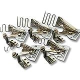 工業用 ミシン 四つ折り バインダー A10 ( テープ幅 16-4mm)