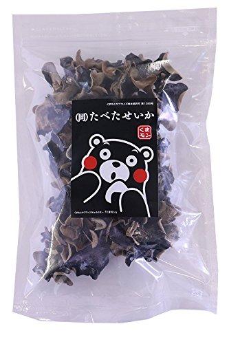 九州産 熊本県産 高級 乾燥きくらげ 100g