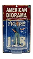 1/18 American Diorama The Detective - Detective IV 刑事 男性 フィギュア 模型