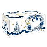【ケース販売】 スコッティ カシミヤ ティシュー 440枚(220組) ×10箱入り ダイヤモンド クリスマス