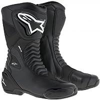 alpinestars(アルパインスターズ) バイクブーツ ブラック/ブラック (EUR 44/28.5cm) SMX-Sブーツ 1691470244