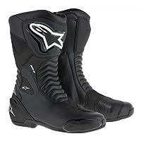 alpinestars(アルパインスターズ) バイクブーツ ブラック/ブラック (EUR 47/30.5cm) SMX-Sブーツ 1691470247